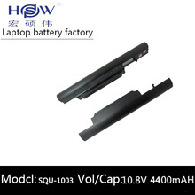 HSW батарея для HASEE A560P K580P HAIER R410 R410U R410G SQU-1003 SQU-1002 916T2134F CQB913 CQB912 3UR18650-2-T0681 SQU-1008