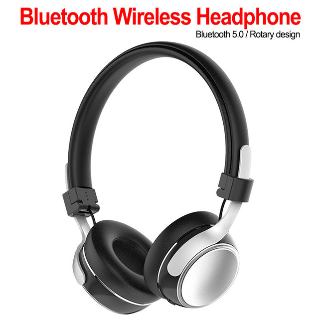 Bluetooth Headphones Wireless Headset Anc Active Noise Cancelling Headphone Earphone Over Ear Stereo Deep Bass Casque
