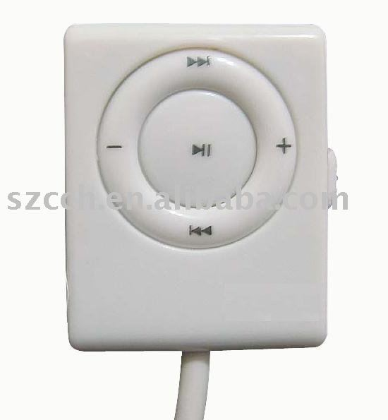 mini radio remote for ipod classic