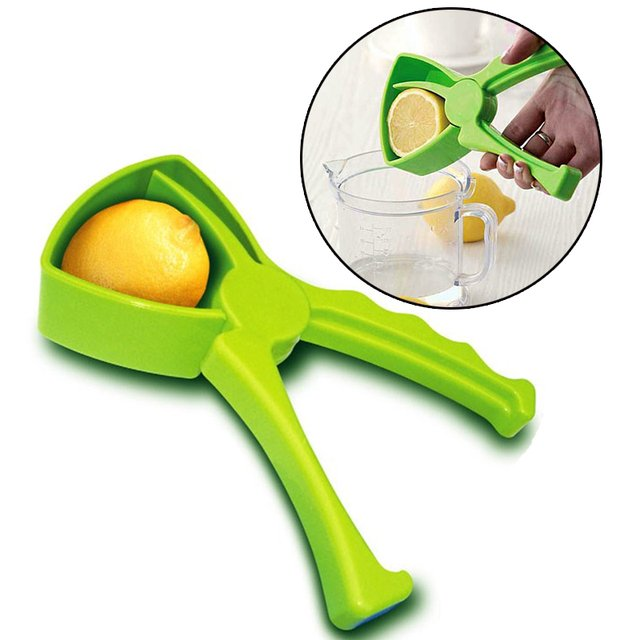 Portable Juicer Kitchen Tools Orange Squeezer Juice Fruit Pressing Citrus Fruits Squeezer for Orange Lemon