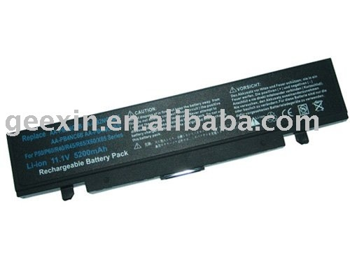 New 6-CELL Battery AA-PB2NC6B/E for SAMSUNG R700 R710 X60 Plus X65