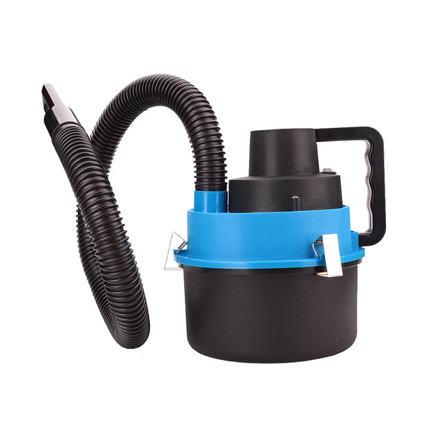 2019 Drop Shpping Cordless Handheld Wet Dry 12V Vacuum Cleaner for Blues