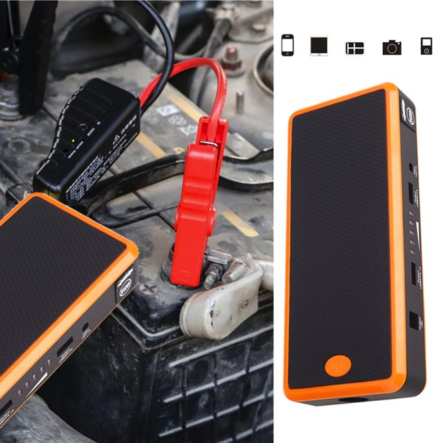 Power Kit Power Supply Battery Charger Power Bank Portable Charger Booster Emergency Supplies USB 15V 1A Automobile Car