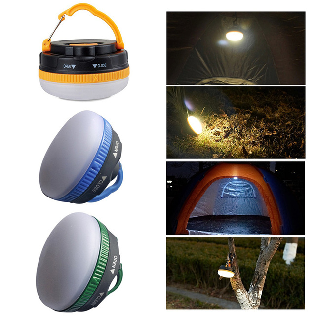 Work Light Super Bright Camping Lights Emergency Lighting Portable Lantern for Outdoor Travel Tent LAMP Night Light Lantern LED