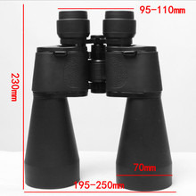 Ultra High-quality Binocular Day And Night Vision Binocular Infrared Telescope Not infrared Folding Jumelles 60X90 56MAT 1000M