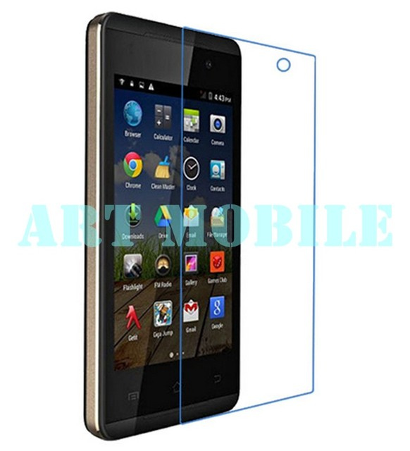 New 10pcs/lot wholesale High Clear LCD Front Screen Protector Film For Micromax A093 Protective Film Free Shipping
