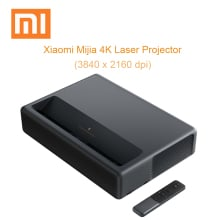 Xiaomi Mijia лазерный проектор 4K проекция ТВ домашний кинотеатр Proyector поддержка HDR DOLBY DTS с Wifi Bluetooth 3D Projektor