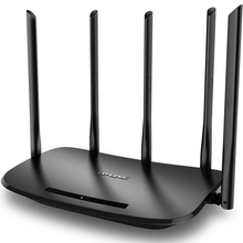1300Mbs 11AC Dual Band TP-LINK WDR6500 беспроводной маршрутизатор Wi-Fi ретранслятор WDS QoS Extender Gigabit Router TP-LINK WDR6500 TL-WDR6500