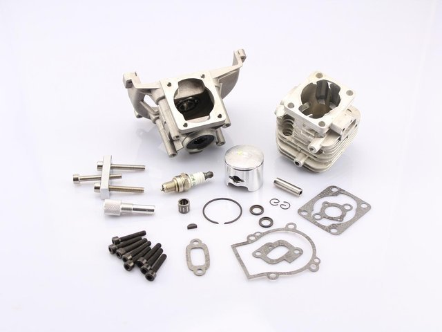 29CC four-point fixed engine parts kit for 1/5 baja HPI KM 5B 5T 5SC rc car