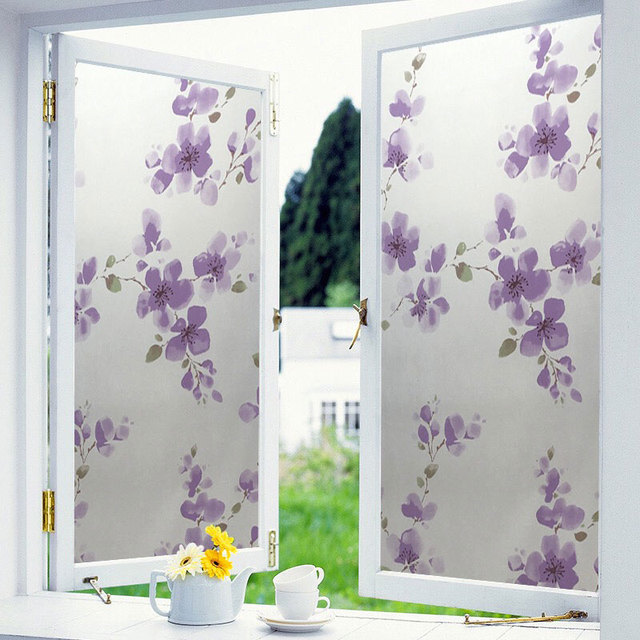 Waterproof Stickers Bedroom Home Decor Shower Room Removable Wall Art Vinyl Decal Self-Adhesive Wall Stickers Decorative Film