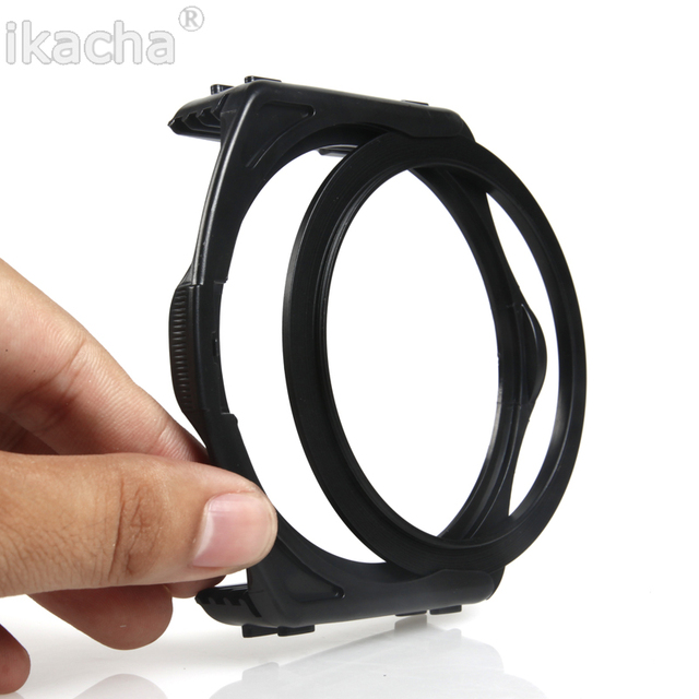49 52 55 58 62 67 72 77 82 mm Adapter Ring + Filter Holder for Cokin P series for Canon Nikon Sony Camera Lens