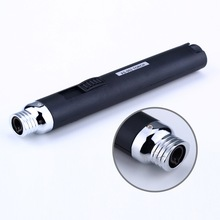 1Pcs Refillable Protable Pencil JetTorch Camping Cigarette Cigar Butane Gas Lighter Newest Hot Search