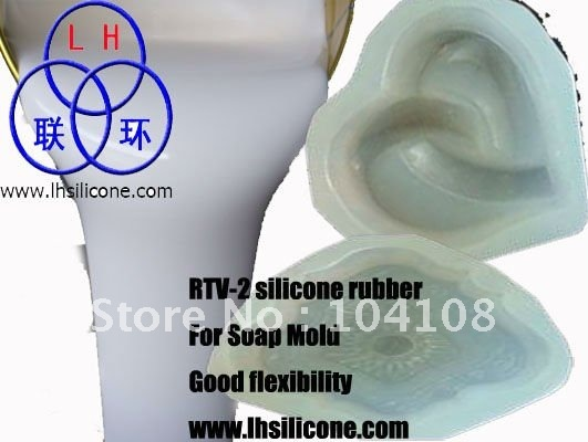 wax injection Casting molding rtv silicone