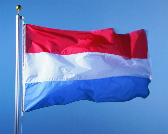 High quality Dutch National Flag Netherlands Flag Polyester Banner 90*150cm