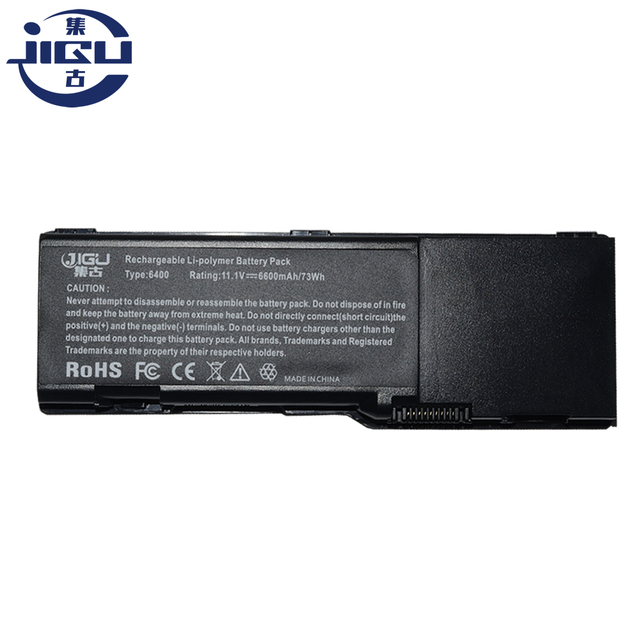 JIGU Laptop Battery For Dell 312-0215 312-0748  312-0753 312-0754 312-0917 451-10583 451-10584 4P887 C719R FU571 KY265 KY477