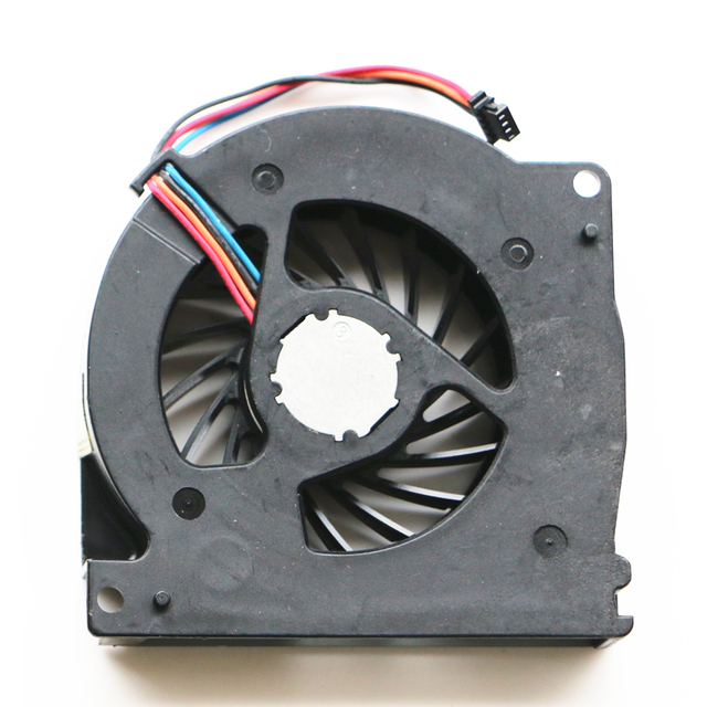 New Cpu Fan For TOSHIBA Tecra A11 M11 S300 S500 Cpu Cooling Fan G61C00008110 UDQFC65E8DT0