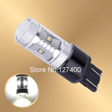 7443 W21/5W T20 7440 W21W 30W Cree XBD LED Lamp car Fog Head Bulb auto Turn Signal Tail Brake Lights car light source