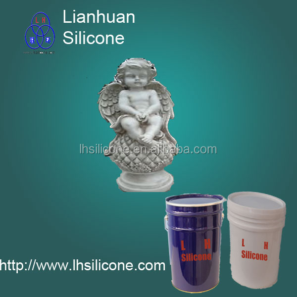 Sculpture/idol statue/culture stone/manmade rock/cement moulds making silicone rubber