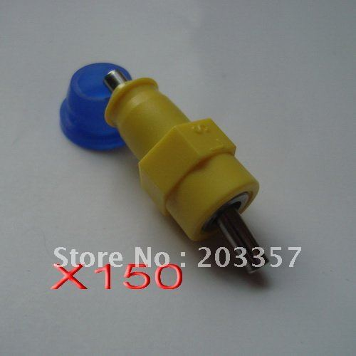 X150 SHANGHAI LUSEN POULTRY NIPPLE.Material: POM Stainless