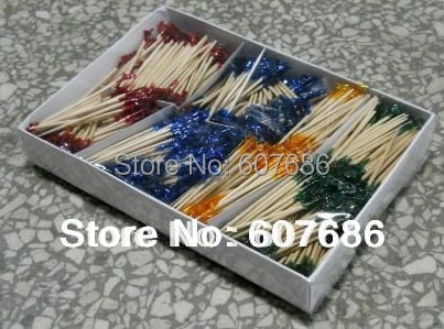 7000 Pieces Bamboo Cocktail Picks Sticks Fast Free Shipping Party Toothpicks Bar Hotel Pub Club Restaurant Cafe Accessories Sale