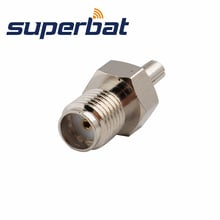 Superbat SMA Jack Female CRC9 адаптер SMA Jack to CRC9 штекер ST RF разъем для Huawei USB модемов