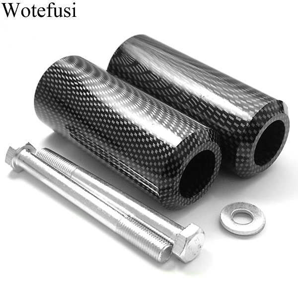 Wotefusi  Frame Sliders Motorcycle For 91-98 Honda CBR 600 F2 F3 Good Quality [P363]