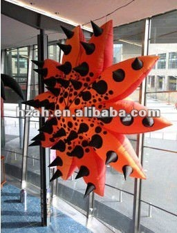 large inflatable star for party decoration