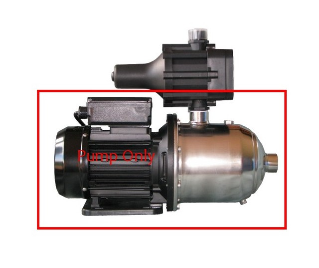 CBM404- Stainless Steel Multistage Centrifugal Pump with Jet self-priming pump for large home