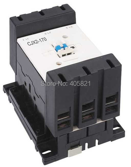 Best quality AC Contactor CJX2-170 3P 170A used for ac motor