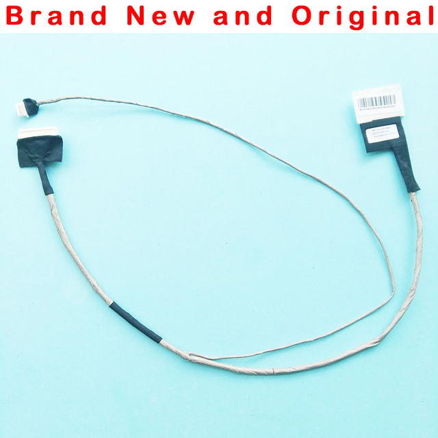New Original LCD CABLE for MSI MS1763 LVDS Cable MSI-1763 LCD LVDS LED CABLE K19-3040056-H39 40PIN