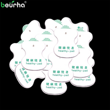 New 20 pieces Stimulator Electrode Pads Gel Electrode Pads for Digital Tens Acupuncture Digital Therapy Machine Massager