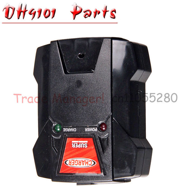 Free shipping DH 9101 dh9010 rc Helicopters parts accessories DH9101-25 Charger Box only from origin factory