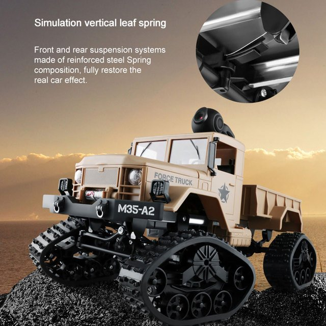 Rc truck Video RC Vehicle Color Random Video RC Racing Premium Drift Remote truck Kids Toys Camera RC truck Real Time Video