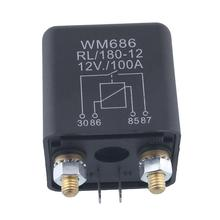 Car DC 12V 100A Relay 4 Pin RL180 Heavy Duty Install Style Chargeover