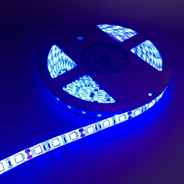 5M 5050 SMD LED Strip light 12V  IP65 Waterproof 300 LED Red/Yellow/Blue/Green/White/Warm White