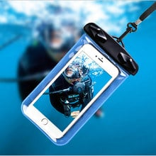Waterproof Pouch For Samsung Galaxy Alpha G850 G850F G8508S Water Proof Diving Bags Outdoor Phone Cases Underwater Phone Bag