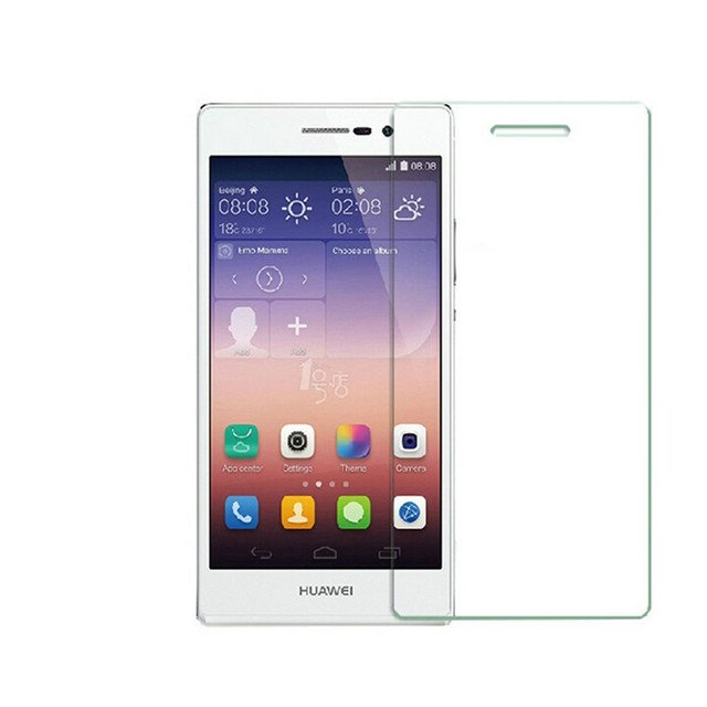 Tempered Glass For Huawei P7 Screen Protector Film Protective Glass For Huawei Ascend P7 P7-L10 P7-L05 P7-L07 P7-L11