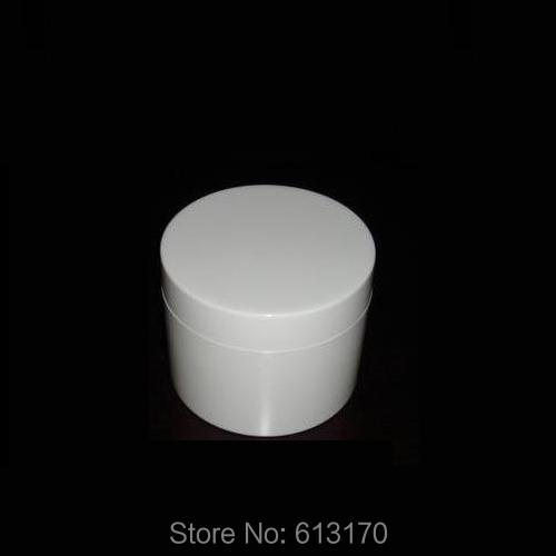 Cosmetic Packaging Container Jars Refillable Case Plastic Pp 10pcs 200g 200ml White Empty Cream Diy Mask Lockup Butter Free