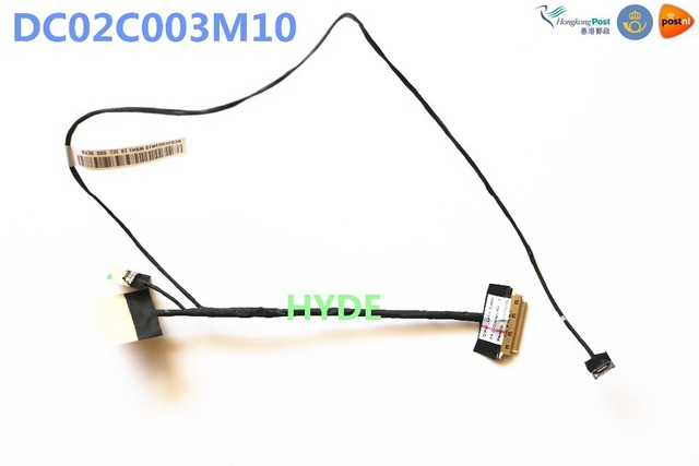 NEW QIPA1 DC02C003M10 LVDS CABLE FOR LENOVO THINKPAD S230U LCD LVDS CABLE