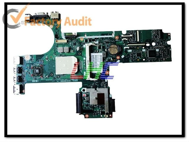 For HP PROBOOK 6455B 6555B MOTHERBOARD 613397-001 6050A2356601-MB-A02 AMD mainboard UMA 100% tested ok