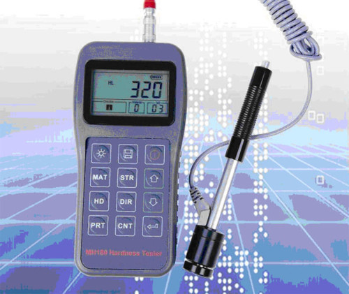 Brand New Mitech MH180 RS232 LCD 3V Leeb Hardness Tester
