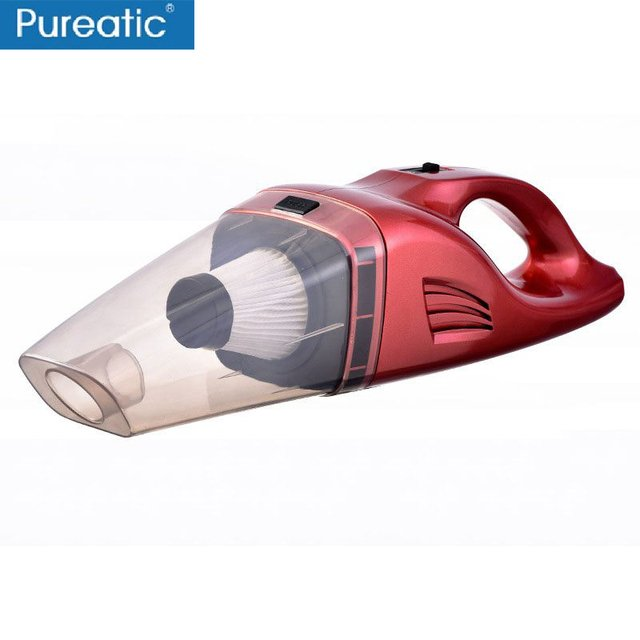 Portable Wireless Car Vacuum Cleaner Rechargeable Car Home Dual-Use Cleaner Cordless Handheld Dust Collector Portable Vacuum