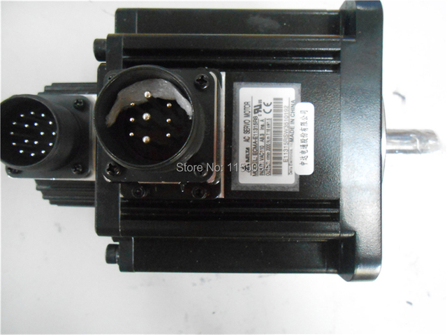 220V 1.5KW 7.16NM 2000rpm 130mm ECMA-E11315RS A2 AC Servo Motor with Keyway oil seal New