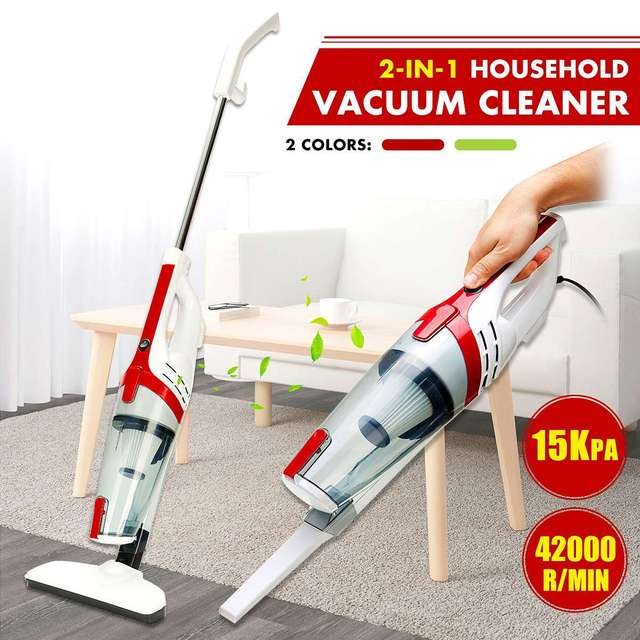 15000PA Portable Handheld Vacuum Cleaner Strong Suction HEPA filter Dust Collector Aspirator Wet and Dry Dual Use Vacuum Cleaner