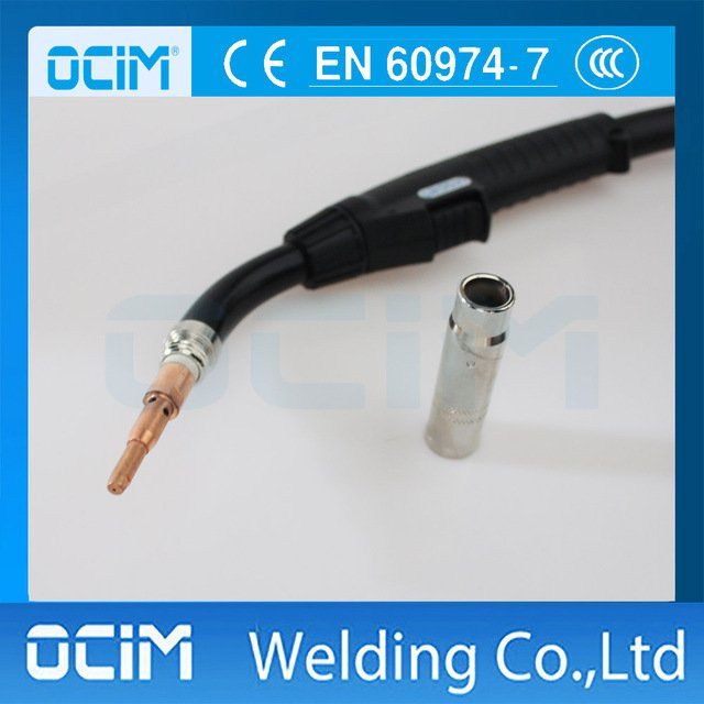 ES 250 Welding Torches PSF250A  Air Cooled Mig Welding Gun  Complete With Euro Fitting 4M