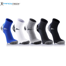 120 Pairs/lot 5 Colors Men Cotton Short Socks Business Casual Breathable Men's Socks Cotton High Quality Male Brand Socks