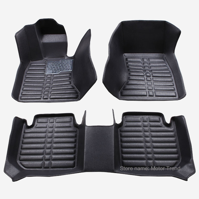Custom fit car floor mats for Mazda 3/6 CX-5 3D car-styling heavy duty all weather protection carpet floor liner