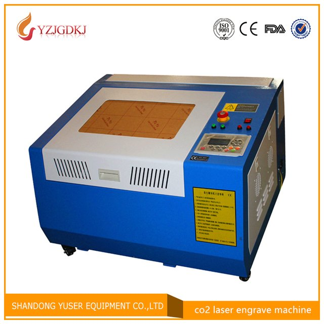 3040 laser engraving machine 40w plotter version