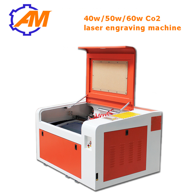 Widely Used 600*400mm working area CO2 laser engraver with cheap price