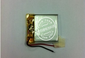 3.7V polymer lithium battery, 552020 Mickey MP3 small toy, Bluetooth electronic watch 180MAH Rechargeable Li-ion Cell